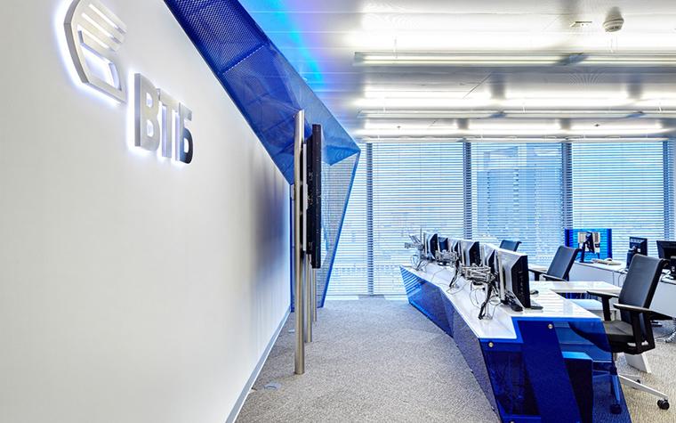 Дизайн офиса. офисы из проекта , фото №26468