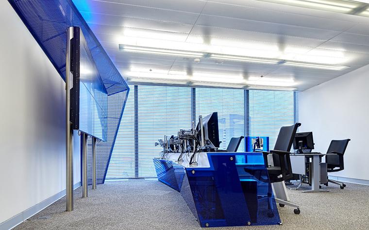 Дизайн офиса. офисы из проекта , фото №26469