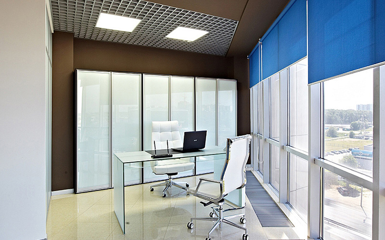 Дизайн офиса. офисы из проекта , фото №27268