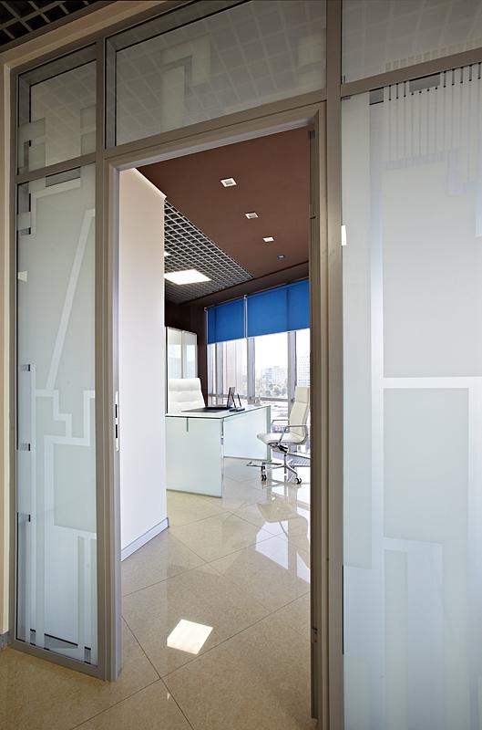 Дизайн офиса. офисы из проекта , фото №27269