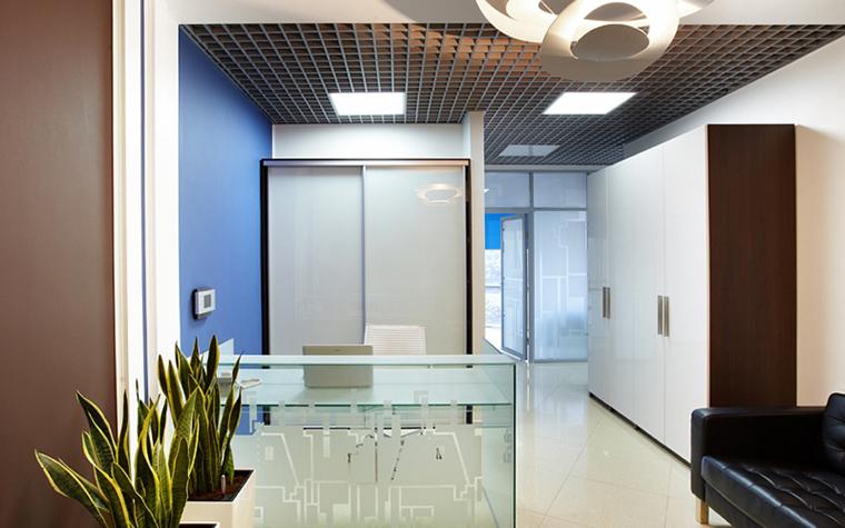 Дизайн офиса. офисы из проекта , фото №27271