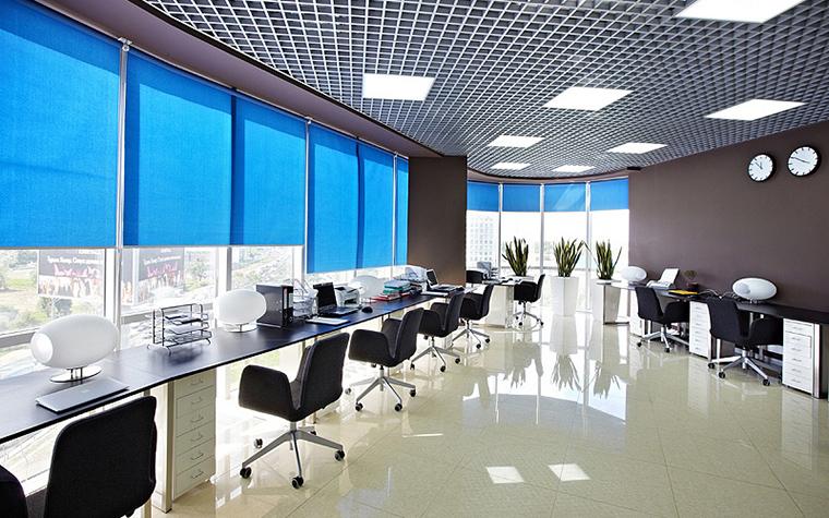 Дизайн офиса. офисы из проекта , фото №27274