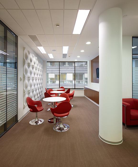 Дизайн офиса. офисы из проекта , фото №27336