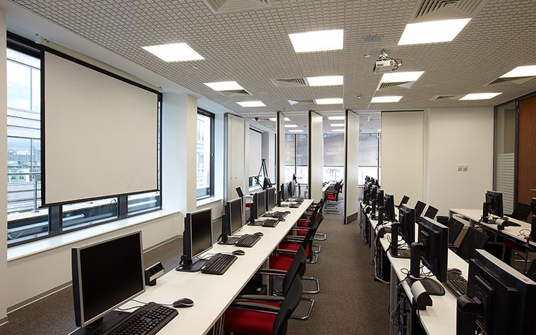 Дизайн офиса. офисы из проекта , фото №27338