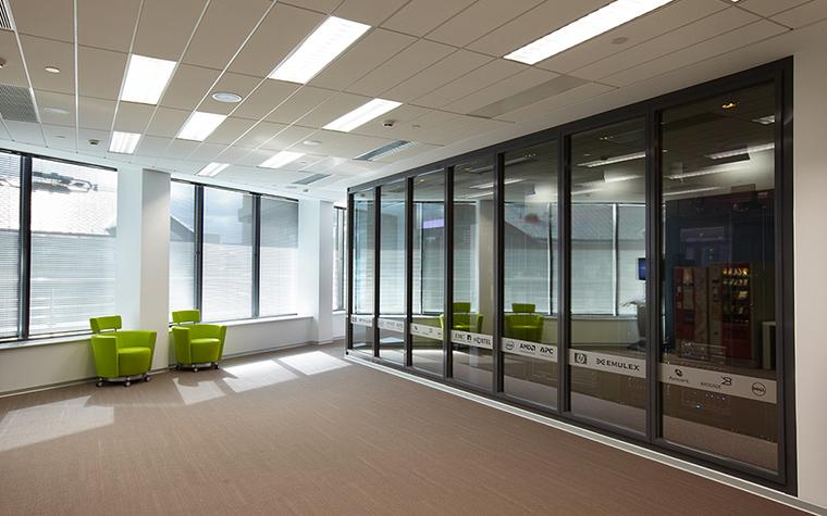 Дизайн офиса. офисы из проекта , фото №27340