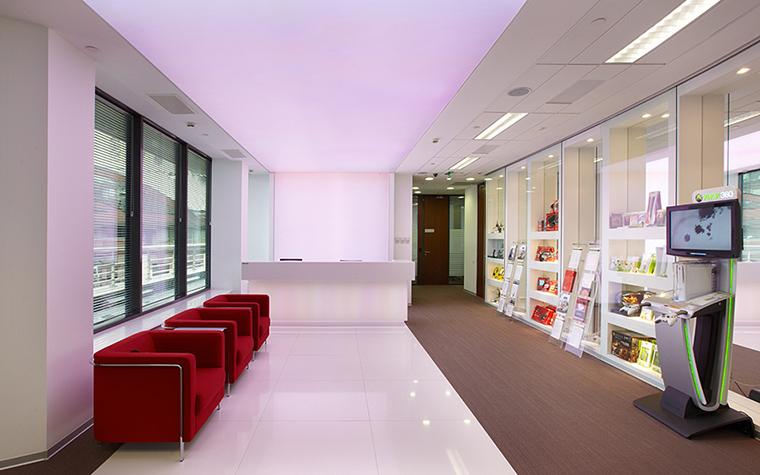 Дизайн офиса. офисы из проекта , фото №27341