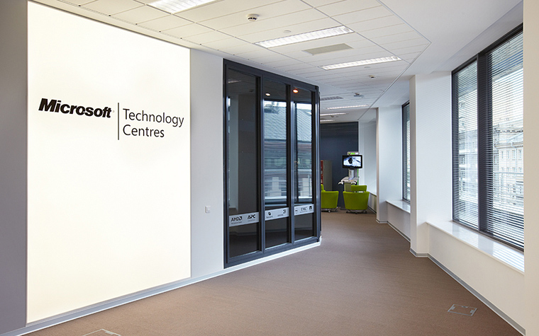 Дизайн офиса. офисы из проекта , фото №27342