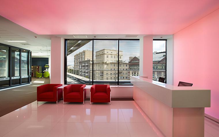 Дизайн офиса. офисы из проекта , фото №27344