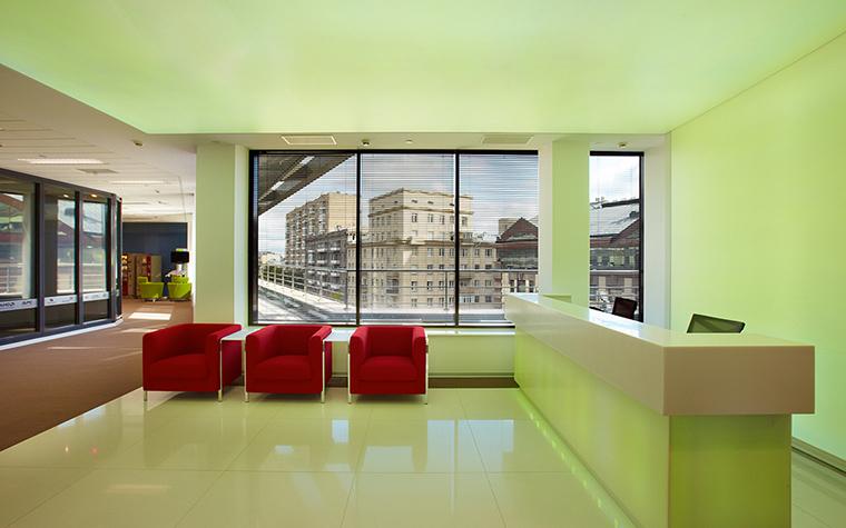 Дизайн офиса. офисы из проекта , фото №27345
