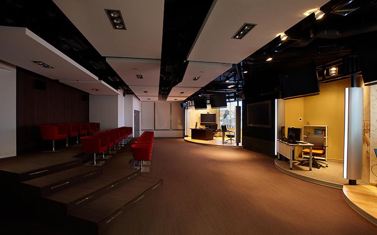 Дизайн офиса. офисы из проекта , фото №27328