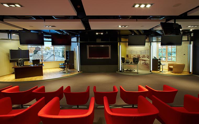 Дизайн офиса. офисы из проекта , фото №27329