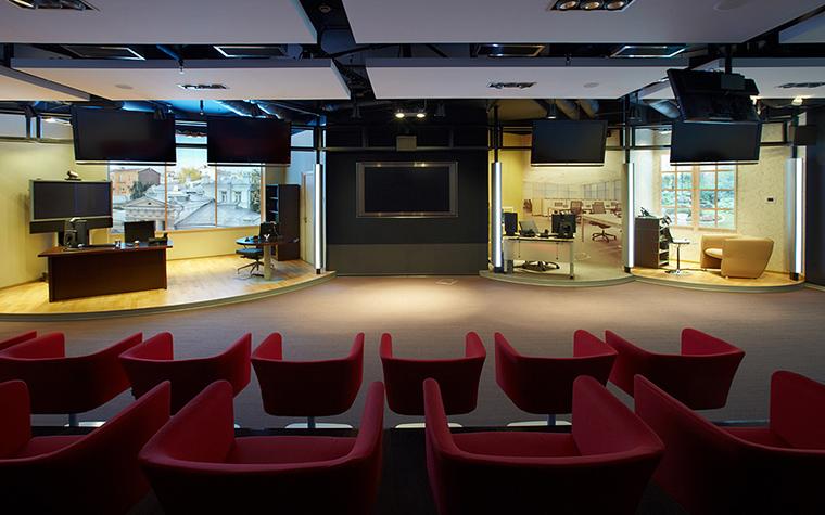 Дизайн офиса. офисы из проекта , фото №27330
