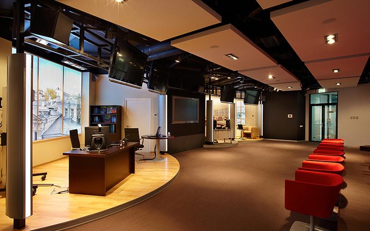 Дизайн офиса. офисы из проекта , фото №27331