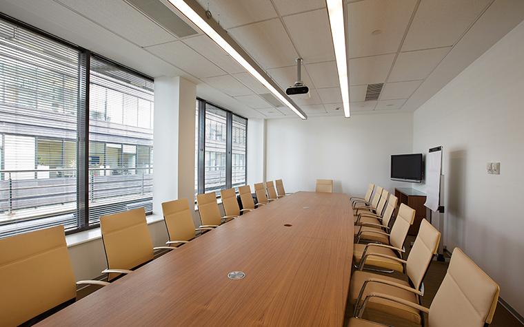 Дизайн офиса. офисы из проекта , фото №27332