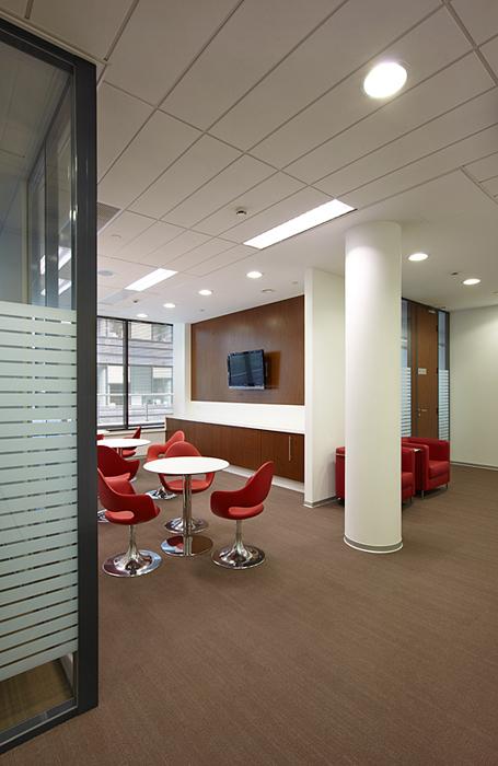 Дизайн офиса. офисы из проекта , фото №27334