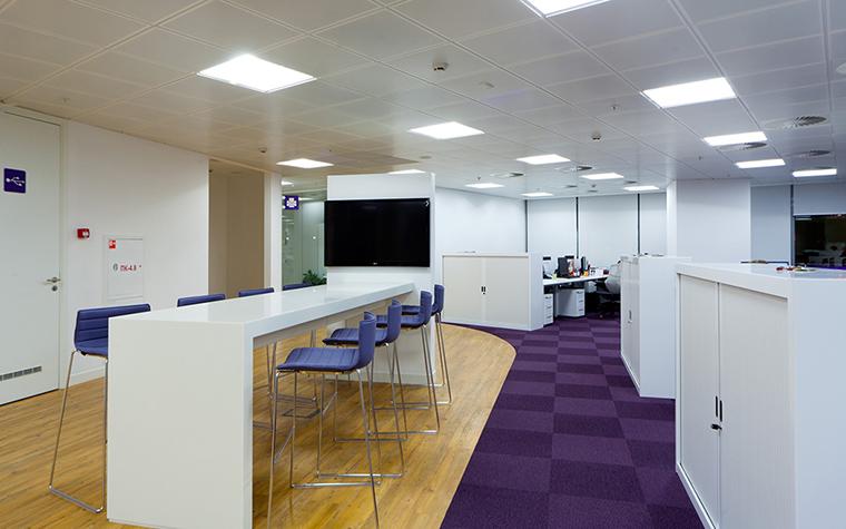 Дизайн офиса. офисы из проекта , фото №27624