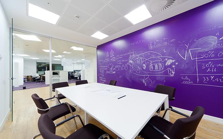 Дизайн офиса. офисы из проекта , фото №27625