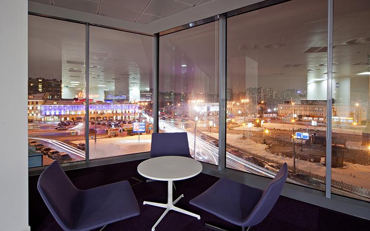Дизайн офиса. офисы из проекта , фото №27626