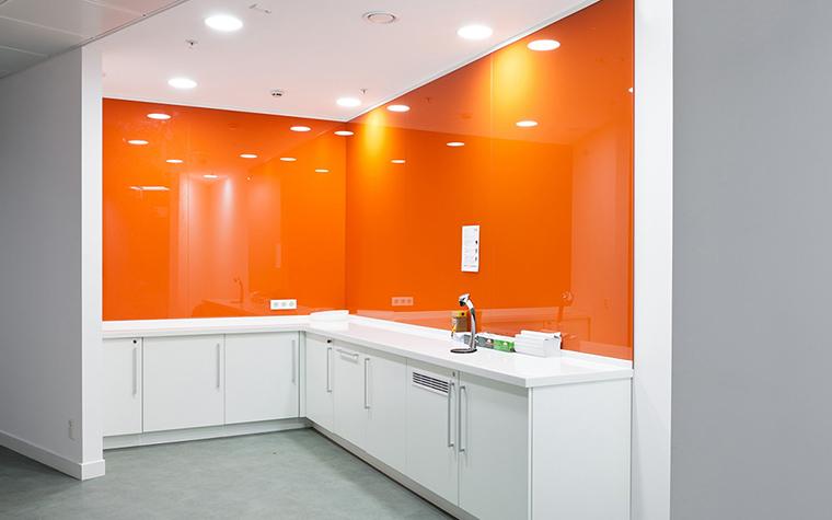 Дизайн офиса. офисы из проекта , фото №27627