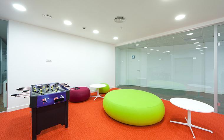 Дизайн офиса. офисы из проекта , фото №27629