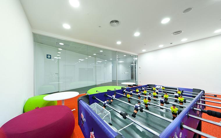 Дизайн офиса. офисы из проекта , фото №27630