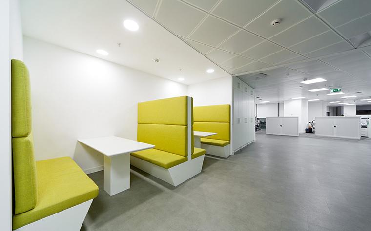 Дизайн офиса. офисы из проекта , фото №27631