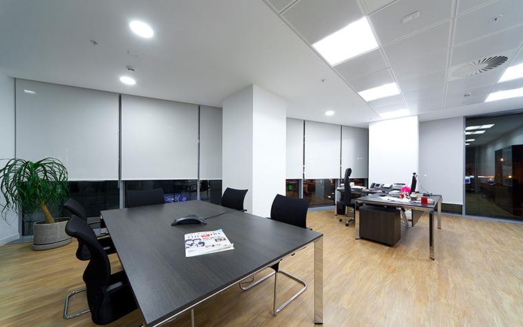 Дизайн офиса. офисы из проекта , фото №27636