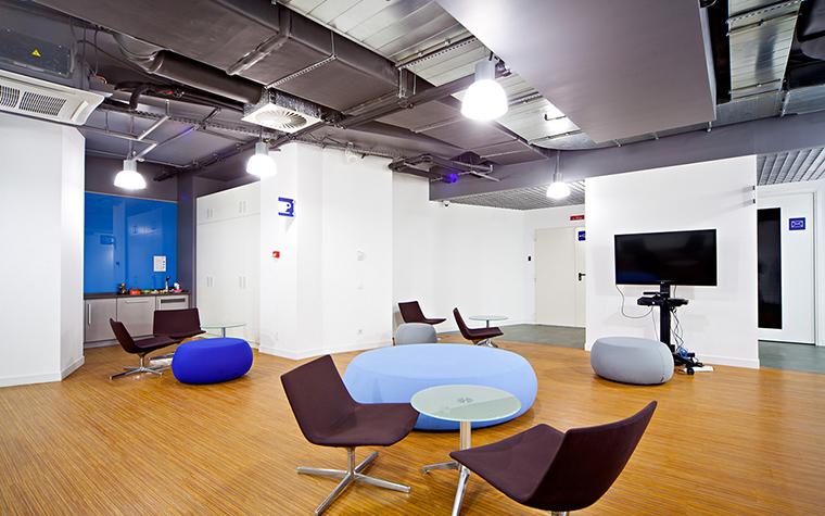 Дизайн офиса. офисы из проекта , фото №27639