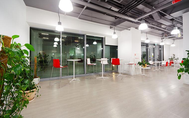 Дизайн офиса. офисы из проекта , фото №27642