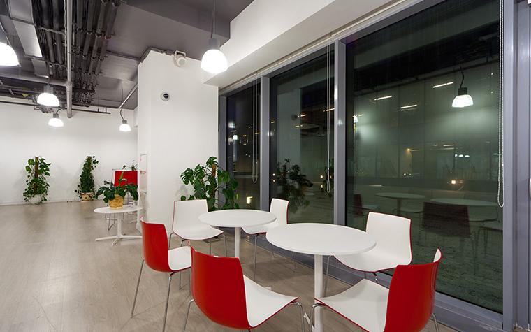 Дизайн офиса. офисы из проекта , фото №27643