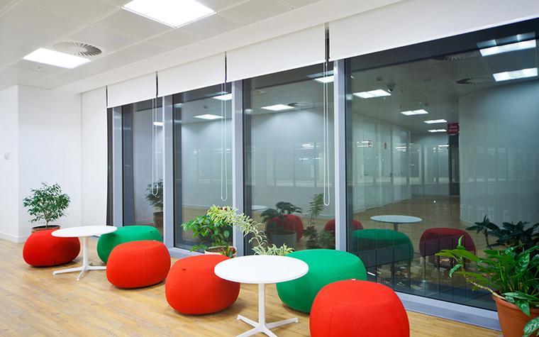 Дизайн офиса. офисы из проекта , фото №27617