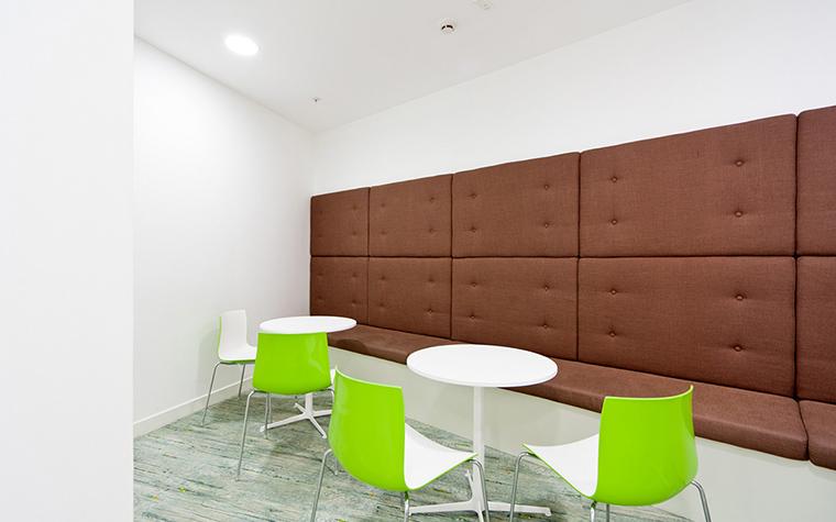 Дизайн офиса. офисы из проекта , фото №27618
