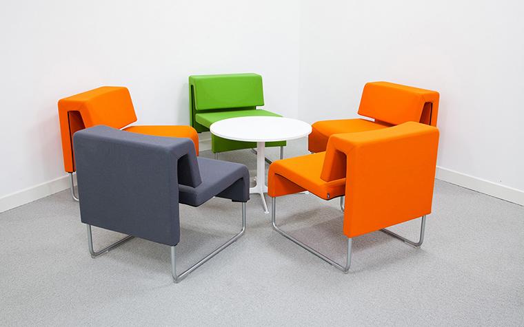 Дизайн офиса. офисы из проекта , фото №27621