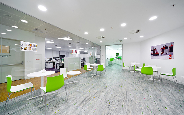 Дизайн офиса. офисы из проекта , фото №27623