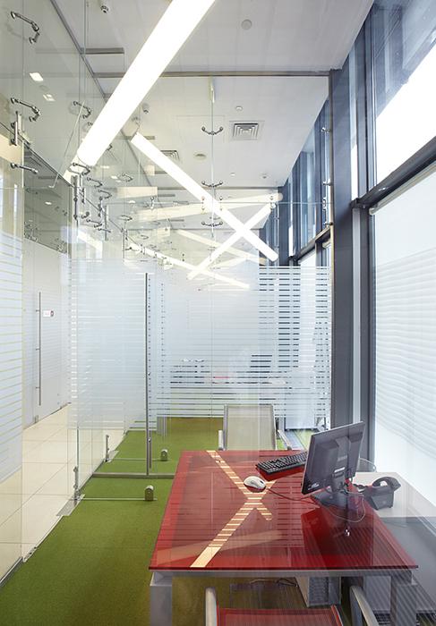 Дизайн офиса. офисы из проекта , фото №27749