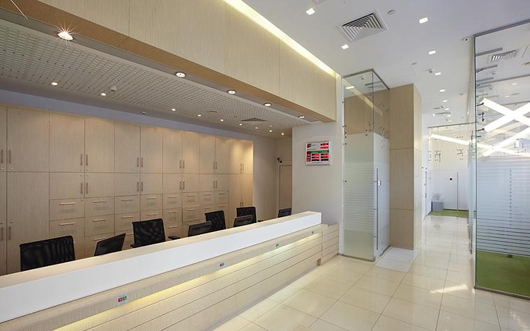 Дизайн офиса. офисы из проекта , фото №27752