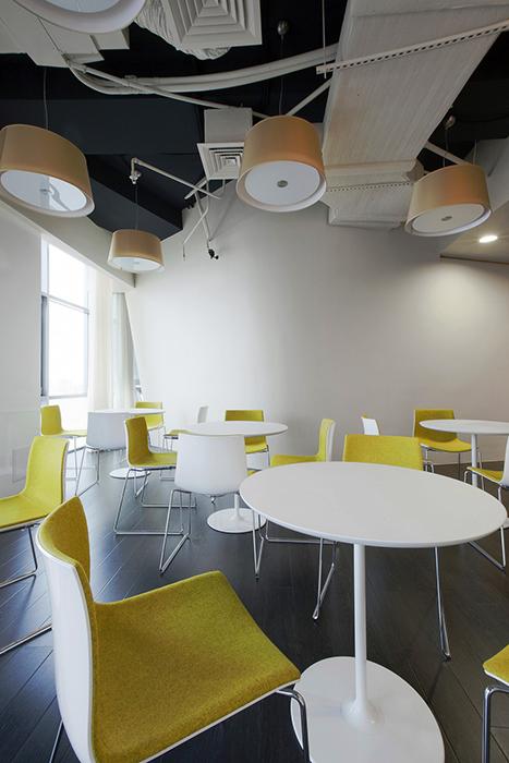 Дизайн офиса. офисы из проекта , фото №27786