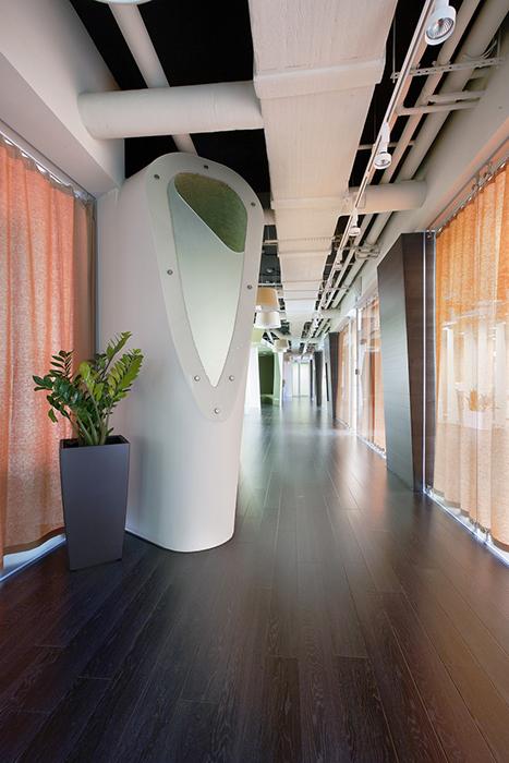 Дизайн офиса. офисы из проекта , фото №27795