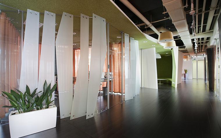 Дизайн офиса. офисы из проекта , фото №27796