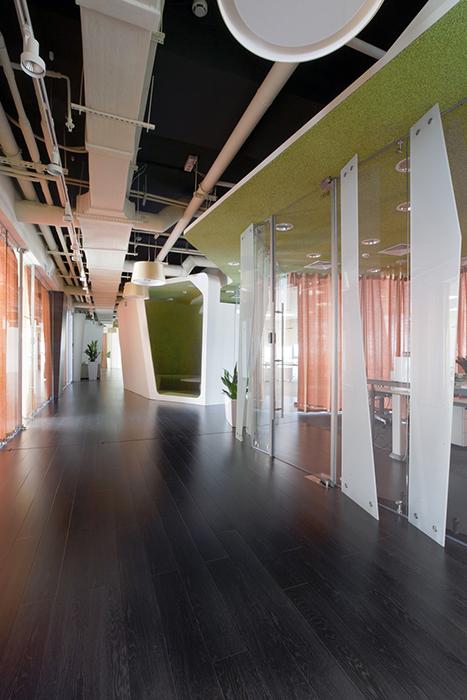Дизайн офиса. офисы из проекта , фото №27798