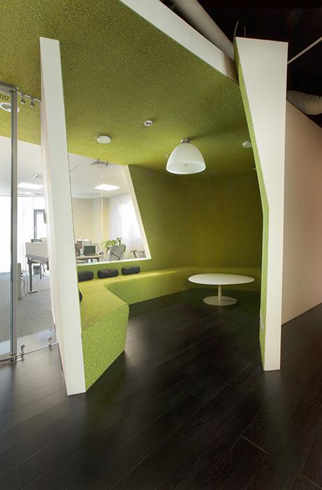 Дизайн офиса. офисы из проекта , фото №27799