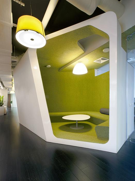 Дизайн офиса. офисы из проекта , фото №27800