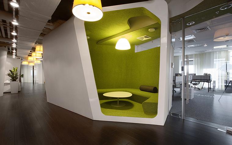 Дизайн офиса. офисы из проекта , фото №27801