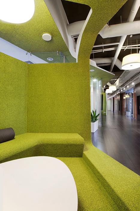 Дизайн офиса. офисы из проекта , фото №27802