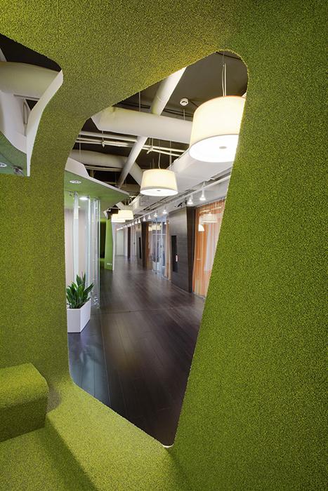 Дизайн офиса. офисы из проекта , фото №27803