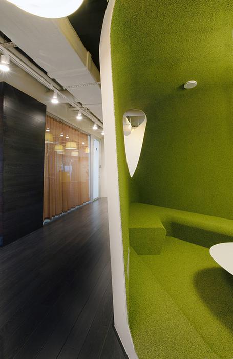 Дизайн офиса. офисы из проекта , фото №27804
