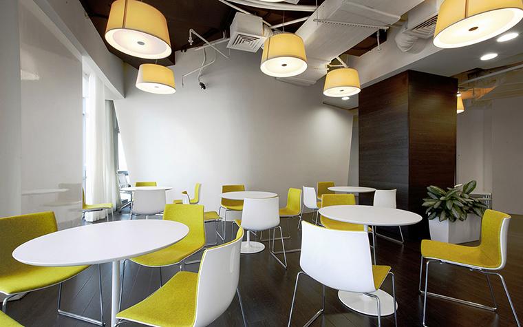 Дизайн офиса. офисы из проекта , фото №27787