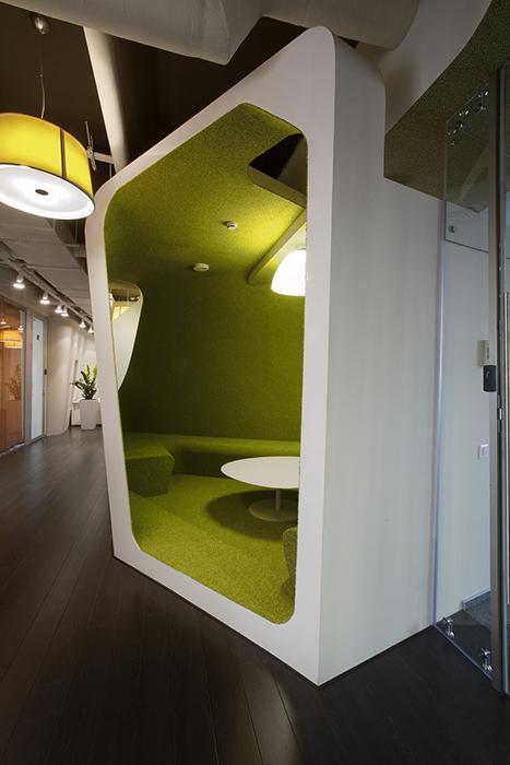 Дизайн офиса. офисы из проекта , фото №27805