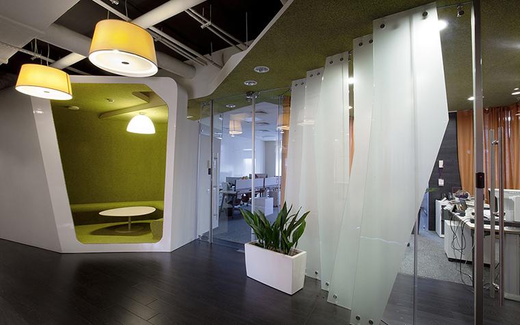Дизайн офиса. офисы из проекта , фото №27806