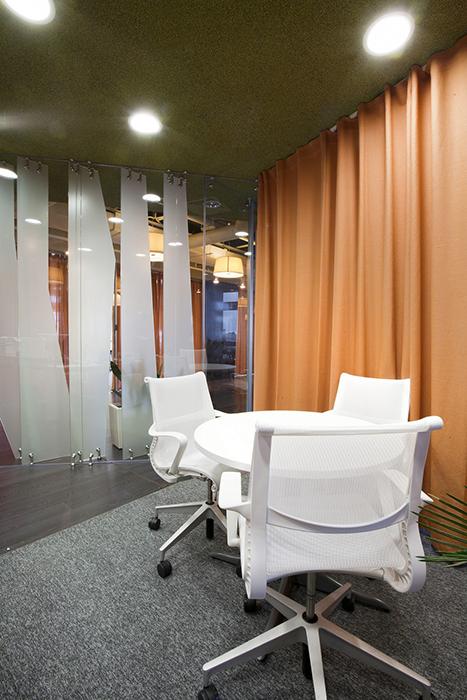 Дизайн офиса. офисы из проекта , фото №27807